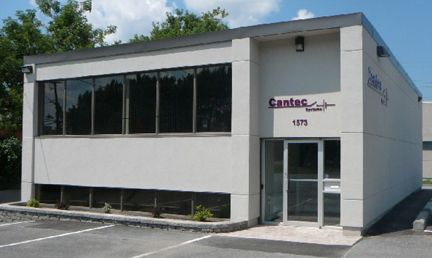 Cantec office