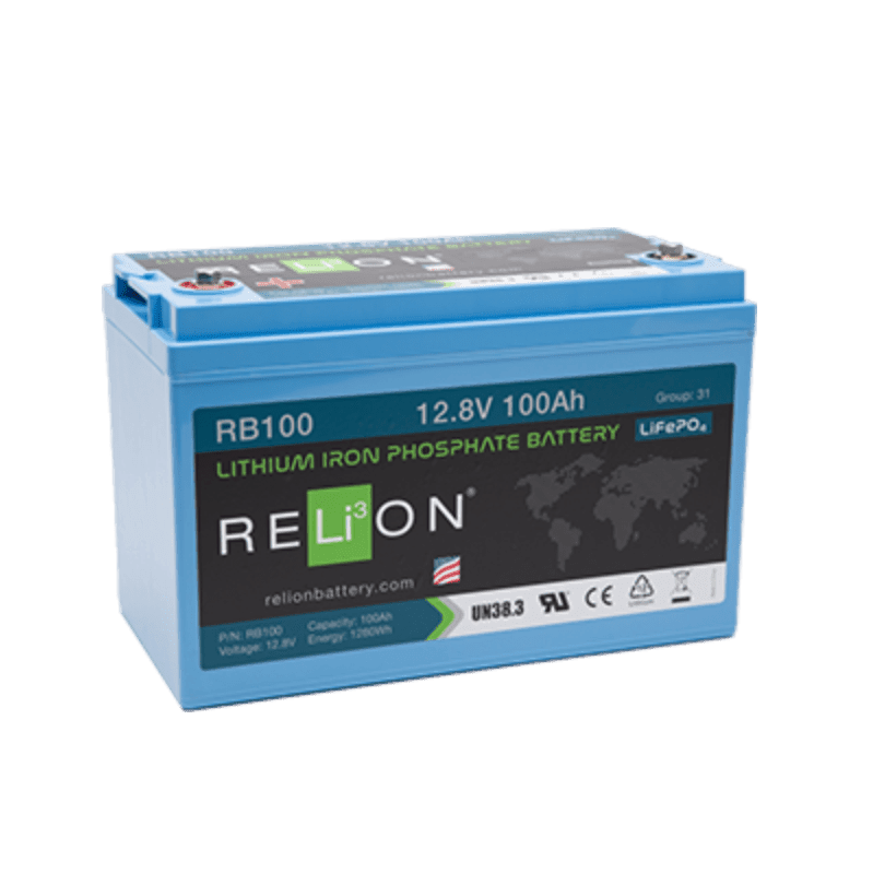 RB100 Lithium Ion Battery