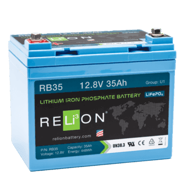 RB35 Lithium Ion Battery