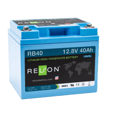 RB40 Lithium Ion Battery
