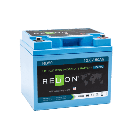 RB50 Lithium Ion Battery