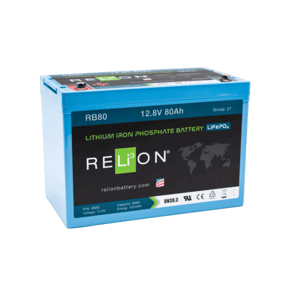 RB80 Lithium Ion Battery