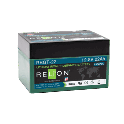 RBGT-22 Lithium Ion Battery